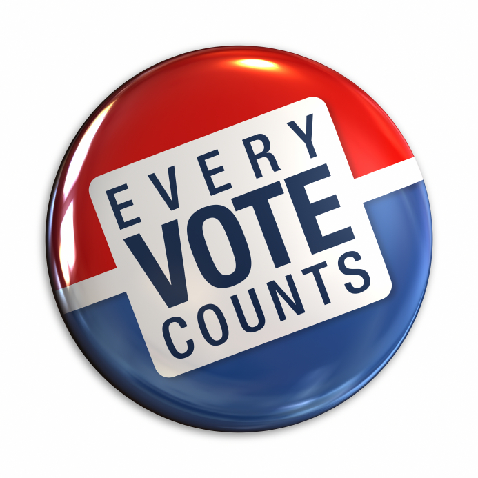 Your Vote Counts | Mor...