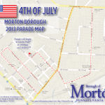 4th of July Parade Update