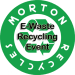 Morton's 2013 Electronic Recycling Event - Mark Your Calendars