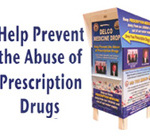 Safe Drug Drop-Off Now available at Borough Hall 8:30 to 4:30 daily.